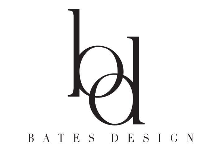 Bates Interior Design Home Staging Logo