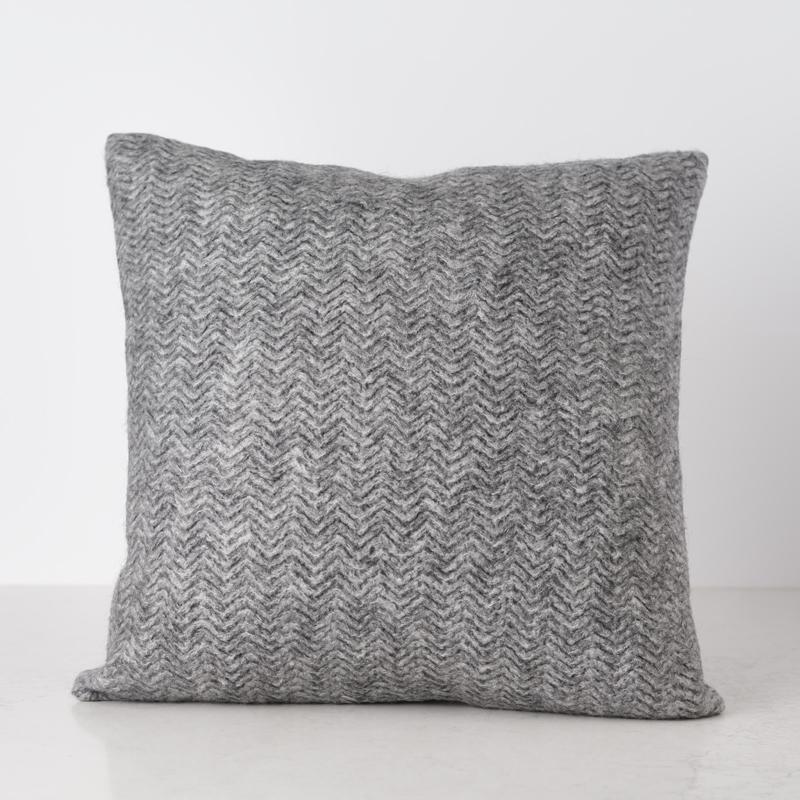 200522 Bates Design Product Shots0759 chevron felt pillow